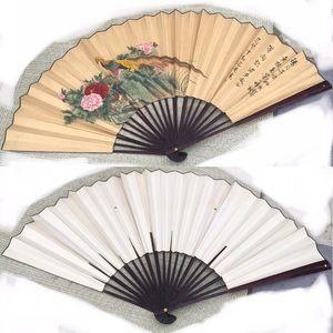 Huge decorative Chinese fan